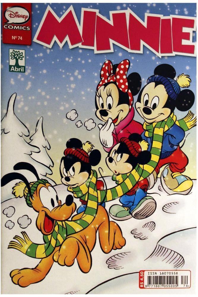 revista quadrinho disney comics